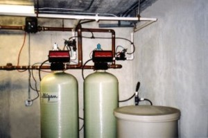 Duplex Alternating Softener